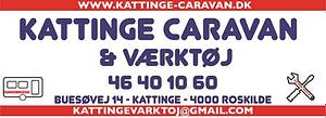 Kattinge Caravan & Værktøj, Buesøvej 14, Kattinge, 4000 Roskilde